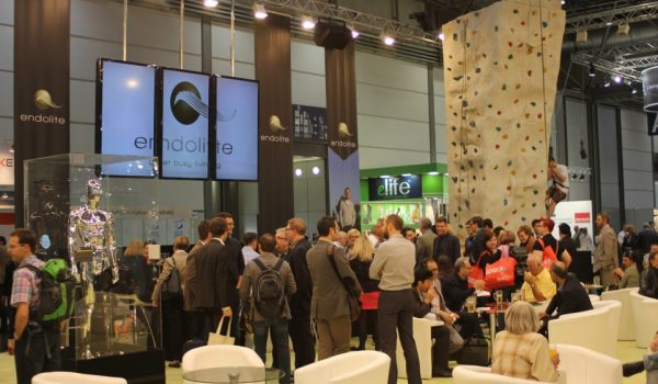 Endolite success at OTWorld Leipzig 2014