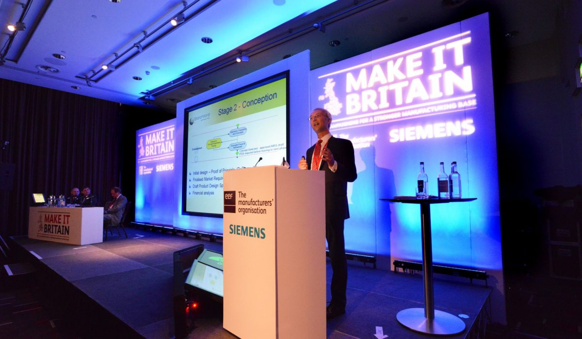 International Festival of Business – Four ways to 'Make it Britain'
