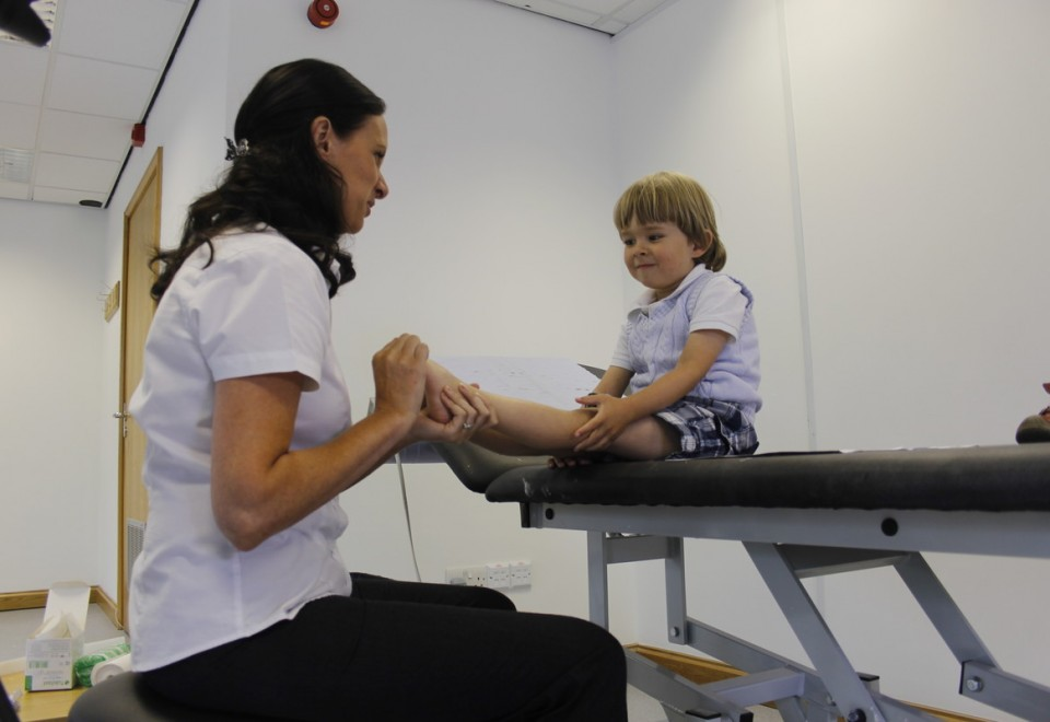 Blatchford is awarded the Bristol Paediatric Orthotic Contract