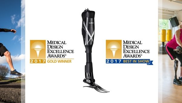 Linx Scoops 'Best Overall Winner' at Medical Design Excellence Awards