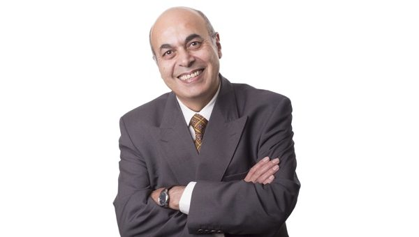 Professor Saeed Zahedi named in this year's Queen's Birthday Honours List