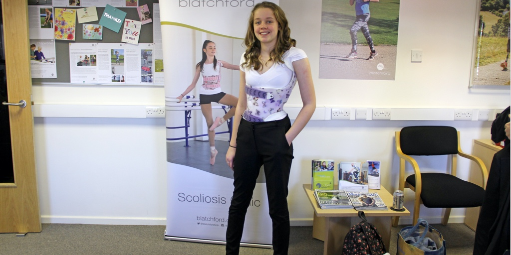 Lola's Scoliosis Clinic Story
