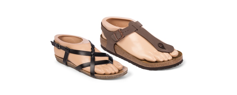 New Sandal Toe Footshell