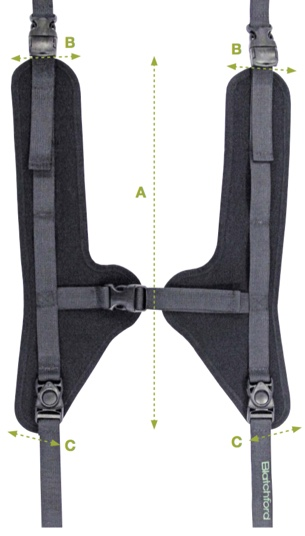 Shoulder Harness Front Pull
